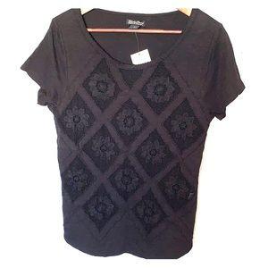 Lucky Brand | Black Shirt